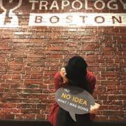 Trapology Boston escape game player regrets